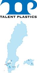 Talent Plastics Laxå AB logo