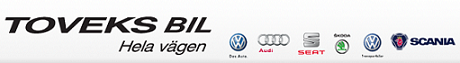 Toveks Personbilar AB logo