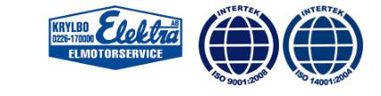 Krylbo Elektra Aktiebolag logo