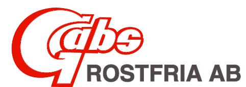 Gabs Rostfria Aktiebolag logo