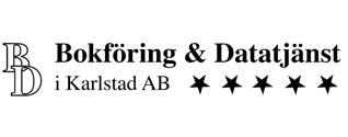 Bokföring & Datatjänst i Karlstad Aktiebolag logo
