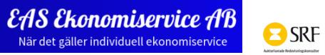 EAS Ekonomi & Administrationsservice Aktiebolag logo