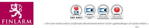 Finlarm Aktiebolag logo