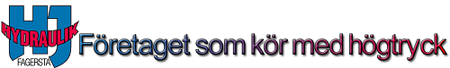 HJ Hydraulik Aktiebolag logo