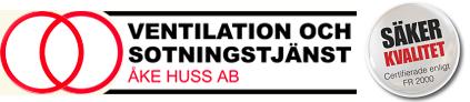 Aktiebolaget Åke Huss logo