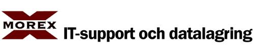 Morex Dataprodukter & Tillbehör Aktiebolag logo
