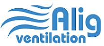 Alig Ventilation AB logo