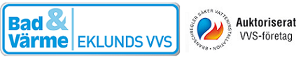 Eklunds VVS AB logo