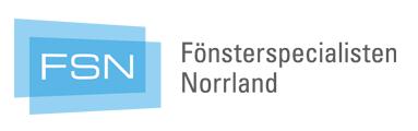 Fönsterspecialisten Norrland AB logo