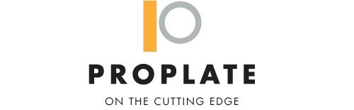 Proplate AB logo