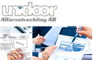 Unidoor Affärsutveckling AB logo