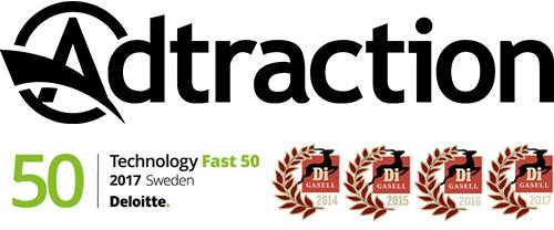 Adtraction Marketing AB logo