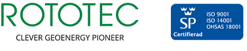 Rototec AB logo