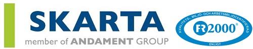 Skarta AB logo
