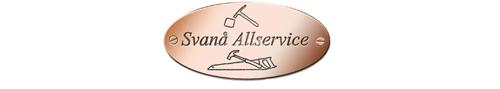 Svanå Allservice AB logo