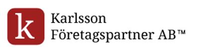 Karlsson Företagspartner AB logo