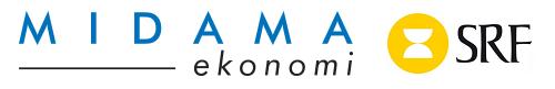 Midama ekonomi AB logo