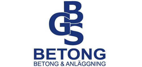 BGS Betong AB logo