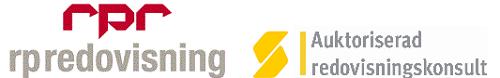 RP Redovisning AB logo