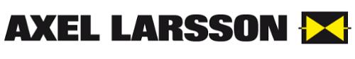 Axel Larsson Maskinaffär Aktiebolag logo