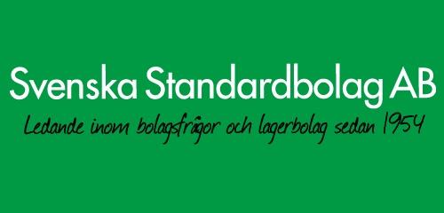 Svenska Standardbolag Aktiebolag logo