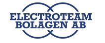 Electroteam i Västsverige AB logo