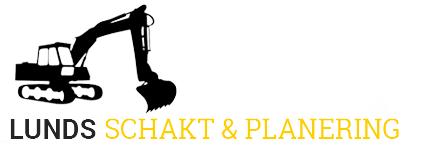 Lunds Schakt & Planering i Borlänge Aktiebolag logo