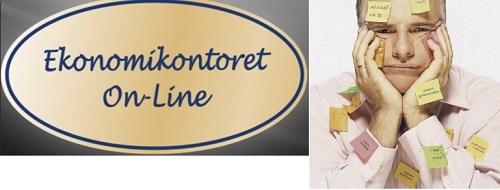 Ekonomikontoret on-line i Karlstad AB logo
