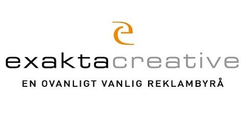 Exakta Creative AB logo