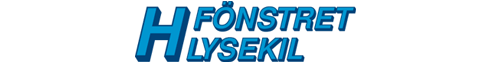 H-Fönstret i Lysekil Aktiebolag logo