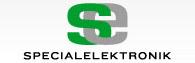 Special-Elektronik i Karlstad Aktiebolag logo
