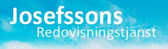 Josefssons Redovisningstjänst i Vimmerby          Aktiebolag logo