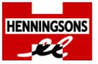 Henningsons El Service Aktiebolag logo