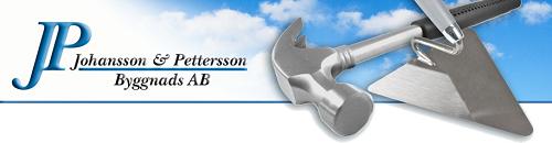 Byggnads Aktiebolaget Johansson och Pettersson logo