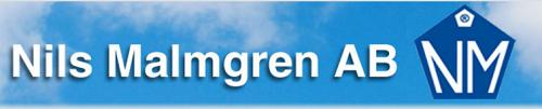 Nils Malmgren Aktiebolag logo