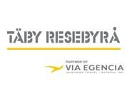 Täby Resebyrå Aktiebolag logo
