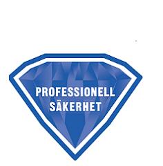 Professionell Säkerhet i Skåne AB logo