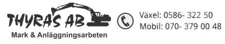 Thyras Aktiebolag logo