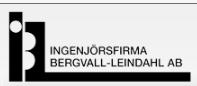Ingenjörsfirman Bergvall-Leindahl Aktiebolag logo