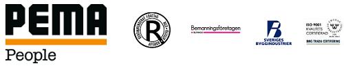 PEMA People AB logo