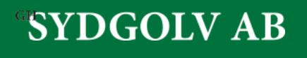 GH Sydgolv AB logo