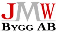 JMW Bygg och Fastighets AB logo