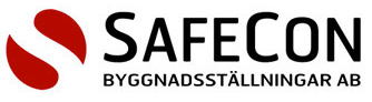 Safecon Byggnadsställningar AB logo