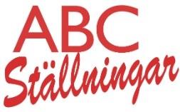 ABC-Ställningsmontage AB logo
