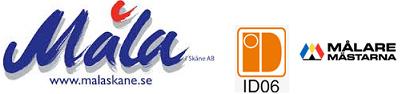 Måla i Skåne Aktiebolag logo