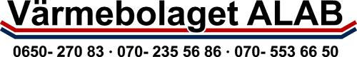 Värmebolaget AL AB logo
