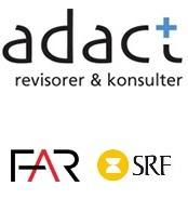 Adact Revisorer & Konsulter AB logo