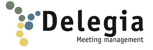 Delegia AB logo