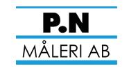 Peter Nielsen Måleri AB logo