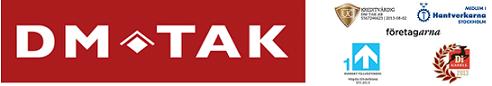 DM TAK AB logo